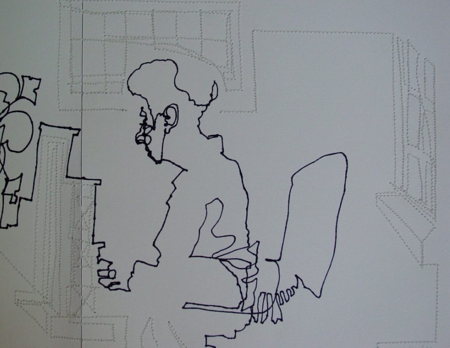 how to stop pixellating line drawings illustator files